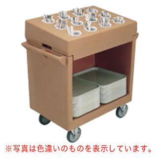 【 業務用 】キャンブロ トレー&ディッシュカート TDCR12 グレー