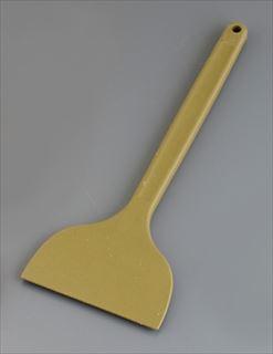 【 業務用 】MPF カラーシリコンスクレイパー MP-LL-H 大 長柄 黄