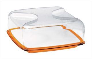 【 業務用 】グッチーニ チーズボード L(カバー付) 2700.0045 オレンジ