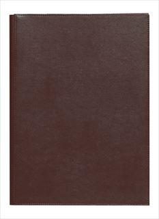 【まとめ買い10個セット品】 【 業務用 】シンビ メニューブック LPU-101 茶【 カフェメニュー表飲食店メニューブックおしゃれメニューブック通販ブックファイルメニューファイルレストランメニュー表飲食店用品メニュー表ファイルカフェメニューブック 】 【5-1656-0602】