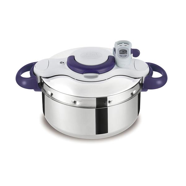ティファール圧力鍋クリプソミニット パーフェクト 4.5L 【厨房館】