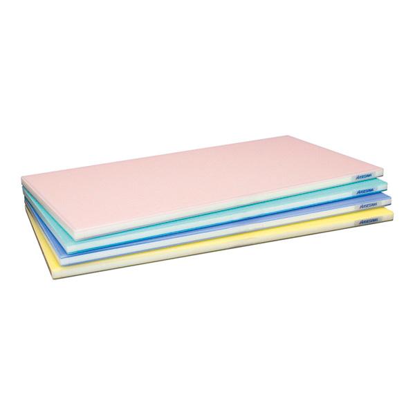 ポリエチレン 全面カラーかるがるまな板 750×350×H23mm Y 【厨房館】