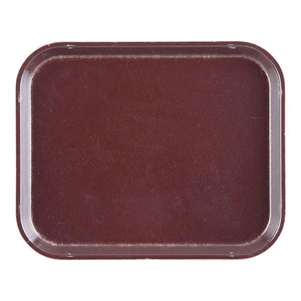 【まとめ買い10個セット品】キャンブロカムトレー(FRP) 1014 ブラジルブラウン 【厨房館】