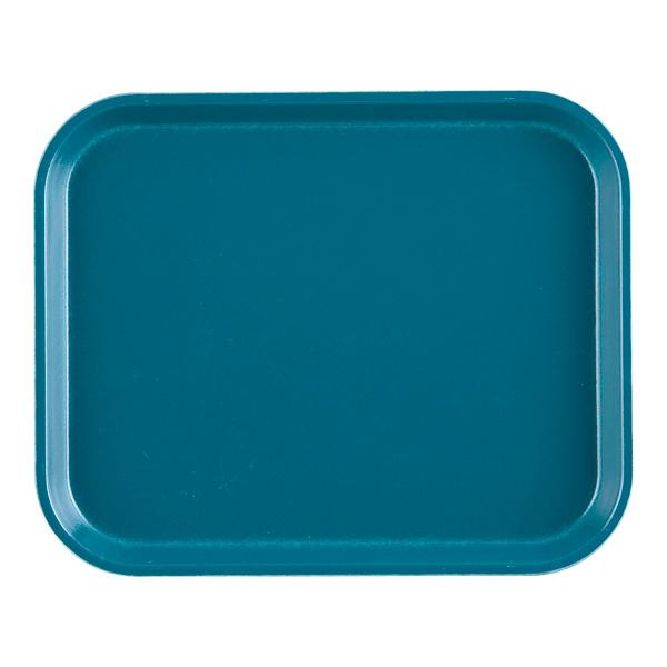 【まとめ買い10個セット品】キャンブロカムトレー(FRP) 1014 ティール 【厨房館】