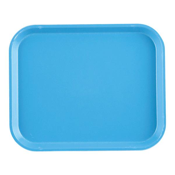 【まとめ買い10個セット品】キャンブロカムトレー(FRP) 1014 ロビンエッグブルー 【厨房館】