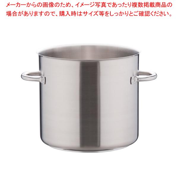 モービルプロイノックス寸胴鍋 (蓋無) 5933.36 36cm 【厨房館】