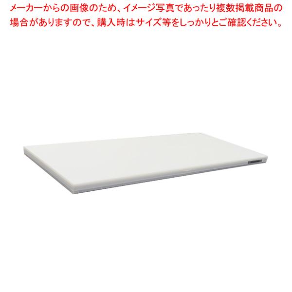 ポリエチレン・かるがるまな板肉厚 1200×450×H40mm W【厨房館】<br>【メーカー直送/代引不可】