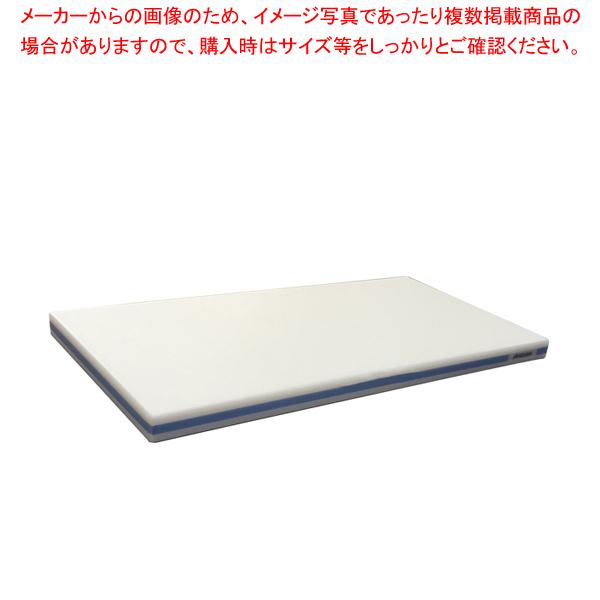 ポリエチレン・かるがるまな板肉厚 700×350×H30mm 青【厨房館】<br>【メーカー直送/代引不可】