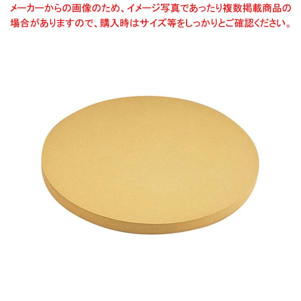 ゴム中華まな板 【厨房館】【中華 まな板 業務用φ450×H30mm】