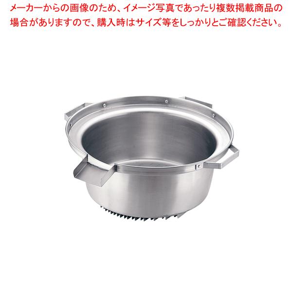 18-8 エコライン 麺ゆで鍋 【厨房館】