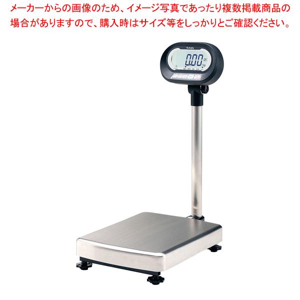 クボタ デジタル台はかり(検定付) KL-SD-K60A 【厨房館】