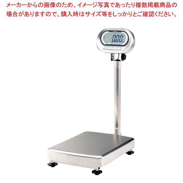 クボタ防水・防塵デジタル台はかり KL-IP-N150AH 【厨房館】