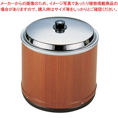 電気びつエバーホットライス用 (木目) NK-30【 電気びつ 】 【厨房館】