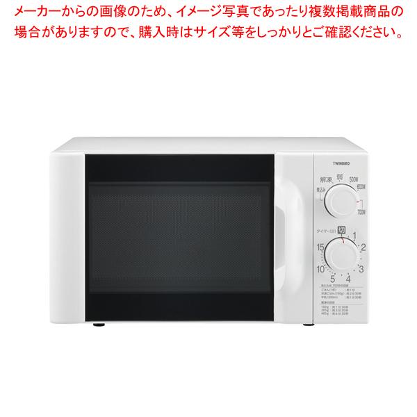 電子レンジ DR-D419 W6 60Hz 【厨房館】