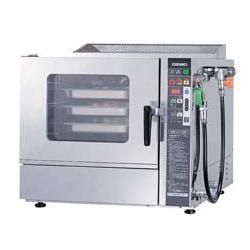 ガスコンベクション スチームオーブン OZCSO-34 LPガス 【厨房館】