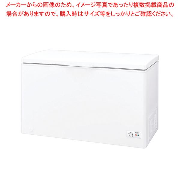 シャープ 冷凍ストッカー FC-S30D-W 【厨房館】