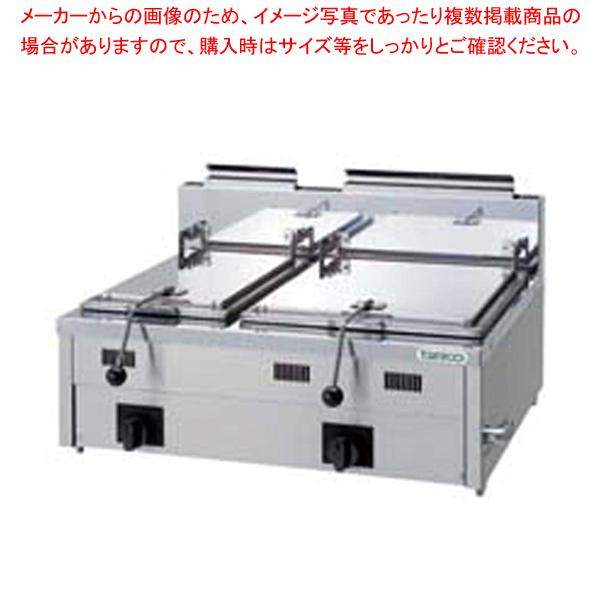 ガス 卓上餃子グリラー N-TCZ-7560GW 都市 【厨房館】