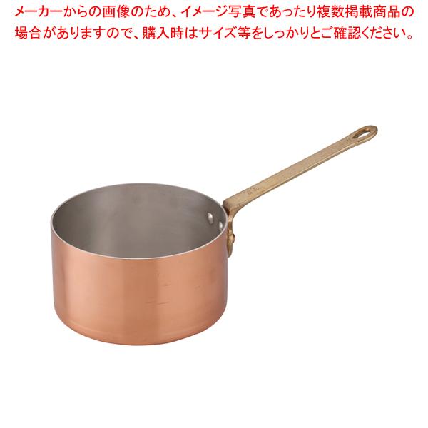 SAエトール銅 片手深型鍋 27cm【 片手鍋 】 【厨房館】