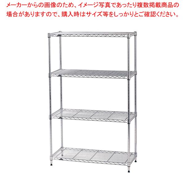 ルミナスライトラック ST9040 4段 PHT-0120SL 【厨房館】