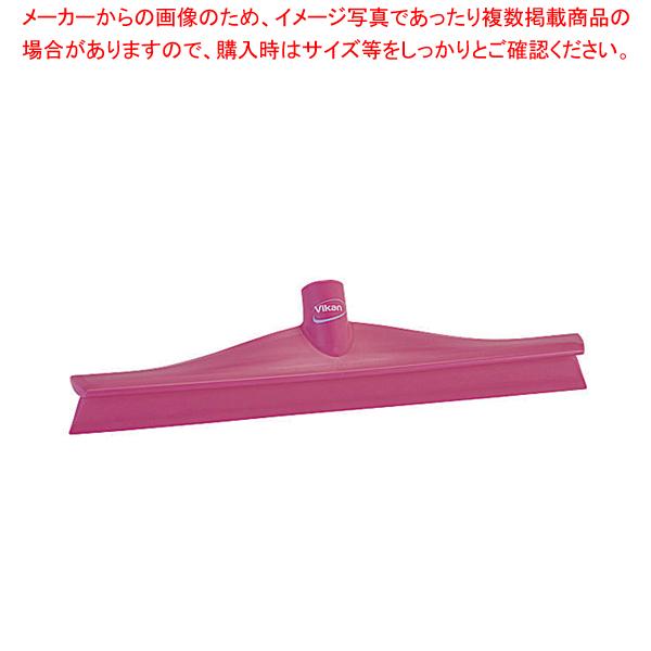 ヴァイカン スクイージー(ハンドル別売) 7140 ピンク 【厨房館】