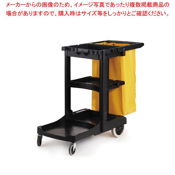 トラスト クリーニングカート 5011 【厨房館】
