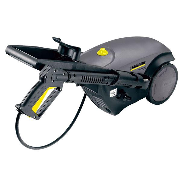 ケルヒャー 業務用 冷水高圧洗浄機 HD 605 60Hz グレー 【厨房館】