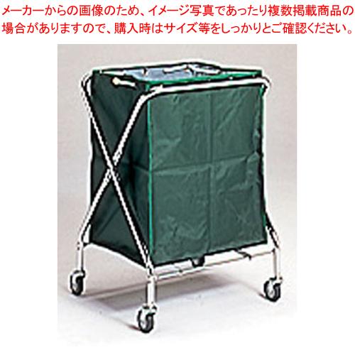 BM ダストカー 大 緑 【厨房館】
