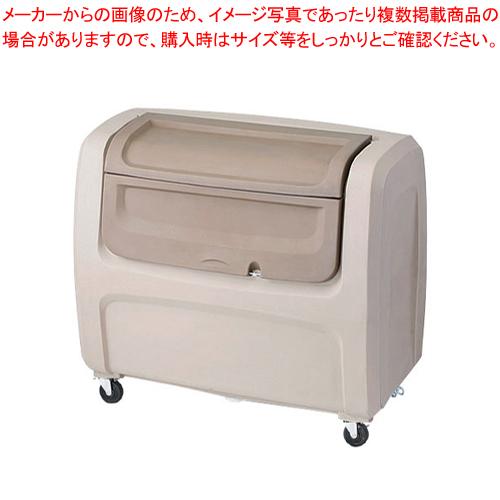 セキスイ ダストボックスDX #800 標準型 DX8BE ベージュ【 メーカー直送/代引不可 】 【厨房館】