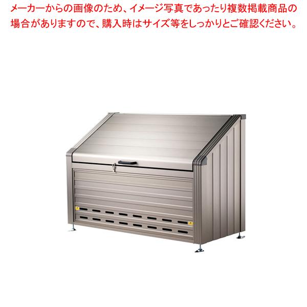ゴミステーション GS-180WT(幅180cm)【 メーカー直送/代引不可 】 【厨房館】