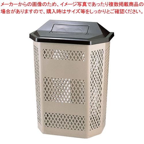 サンクリーンボックス A-3(回転蓋)【 ゴミ箱 屋外専用くず入 ダストボックス 屋外 】 【厨房館】