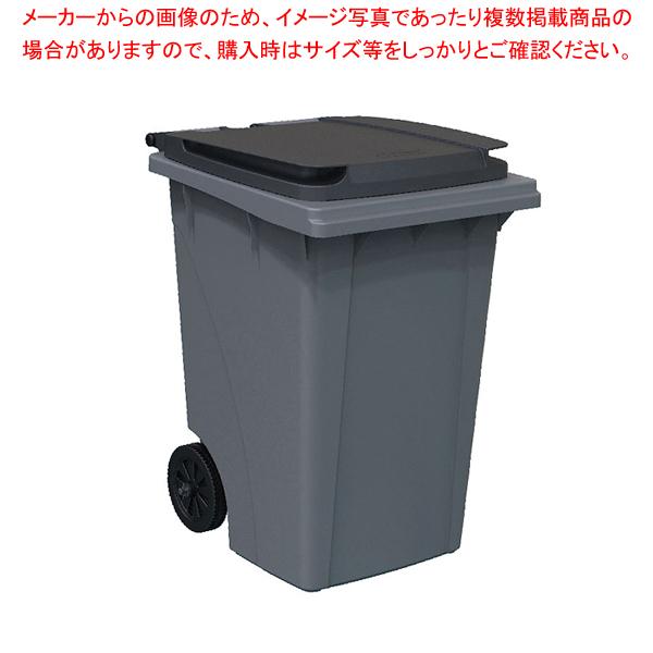 トラスト ロールアウトコンテナ 1021 190L グレー 【厨房館】