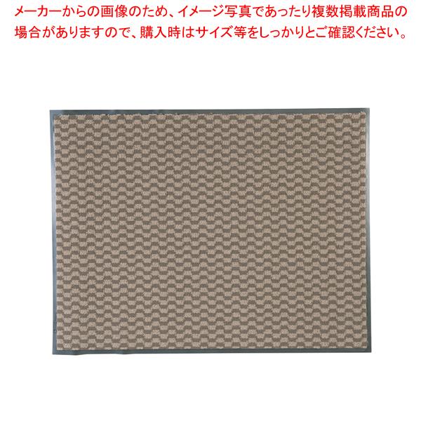 3M エンハンスマット3000 900×1200mm 茶【厨房館】【玄関入口用マット 】