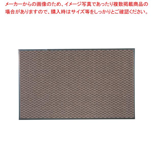 3M エンハンスマット500 900×1500mm 茶【 玄関入口用マット 】 【厨房館】