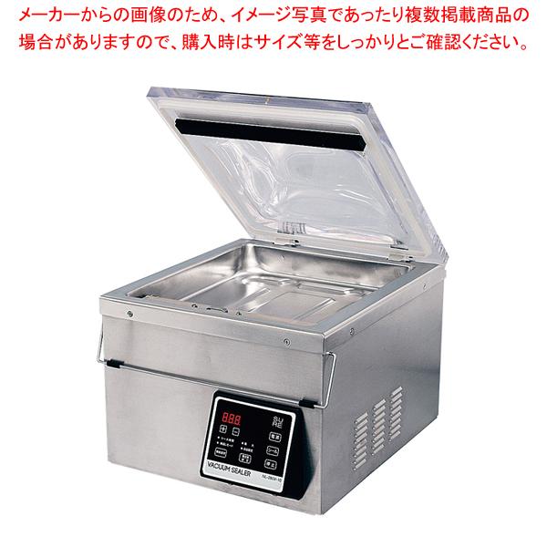 シュアー 小型真空包装機 NL-280V-10 【厨房館】