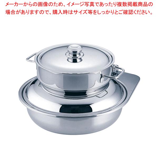 KINGO IH 丸スープステーション D-103(湯煎式) 【厨房館】