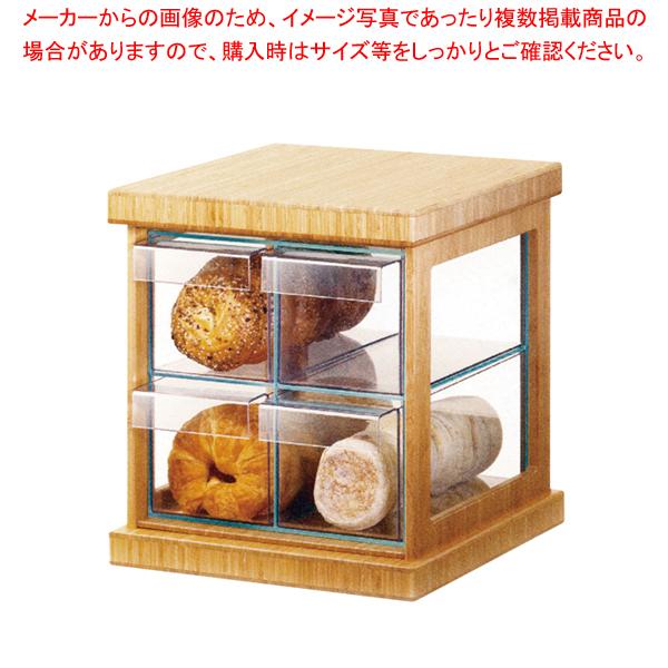 カル・ミル バンブー ブレッドケース 1718-60 【厨房館】