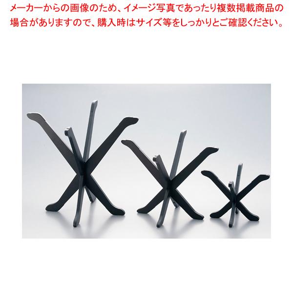 テーブルクラフト 折りたたみ式ライザー 3点セットRFTT3BK 【厨房館】