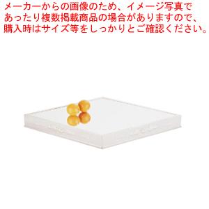 UK18-8菱型ミラープレート 菊模様 (アクリル)【厨房館】【ミラープレート ステンレス 】
