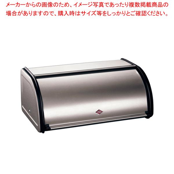 ウエスコ ブレッドボックス S メタリックシルバー 【厨房館】