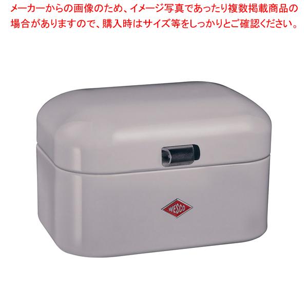 ウエスコ グランディ ブレッドボックス M クールグレー 【厨房館】