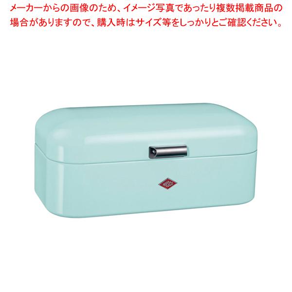 ウエスコ グランディ ブレッドボックス L ミント 【厨房館】