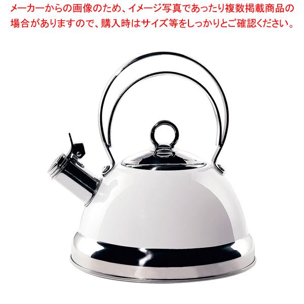 ウエスコ ウォーターケトル ホワイト 【厨房館】