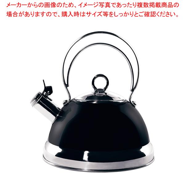 ウエスコ ウォーターケトル ブラック 【厨房館】