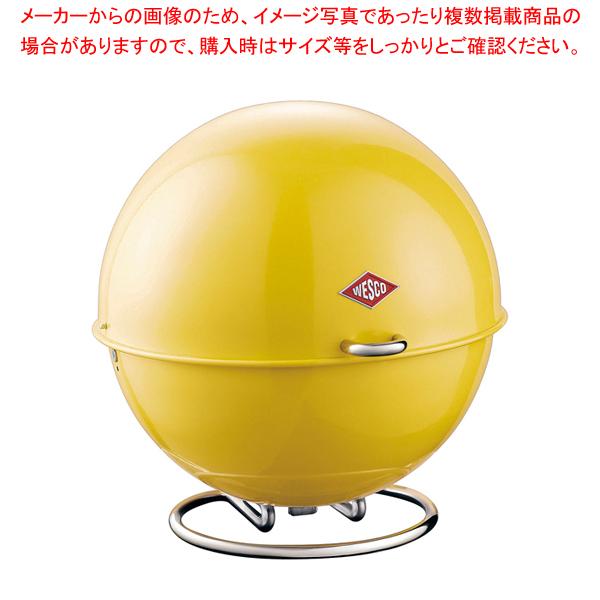 ブレッドボックス スーパーボール レモンイエロー 【厨房館】