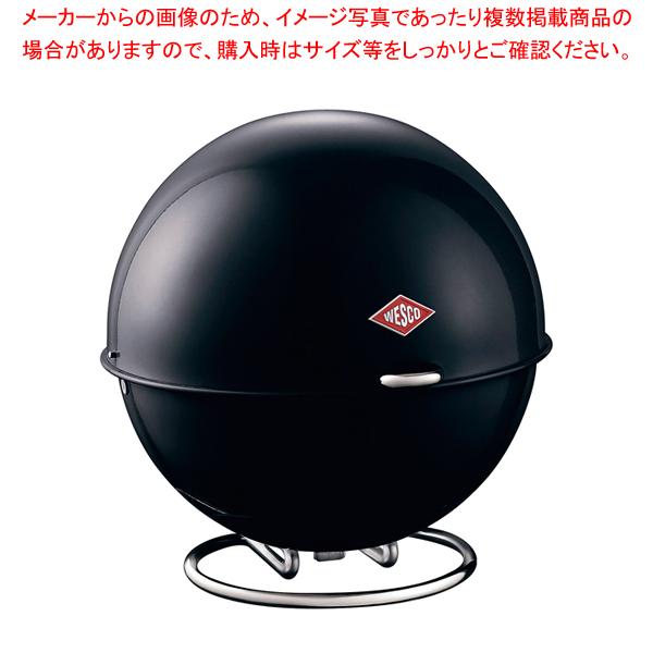 ブレッドボックス スーパーボール ブラック 【厨房館】