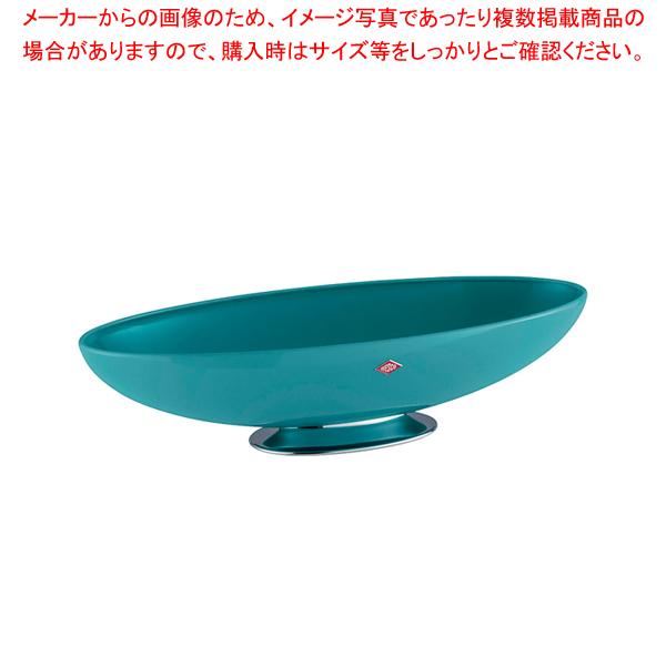 ウエスコ フルーツ&ブレッドバスケット スペーシーエリー ターコイズ 【厨房館】
