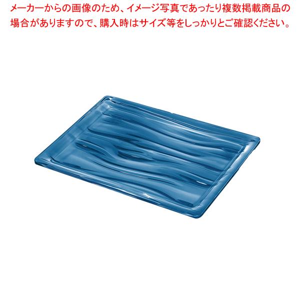 グッチーニ トレー 2017 0076 L ブルー 【厨房館】