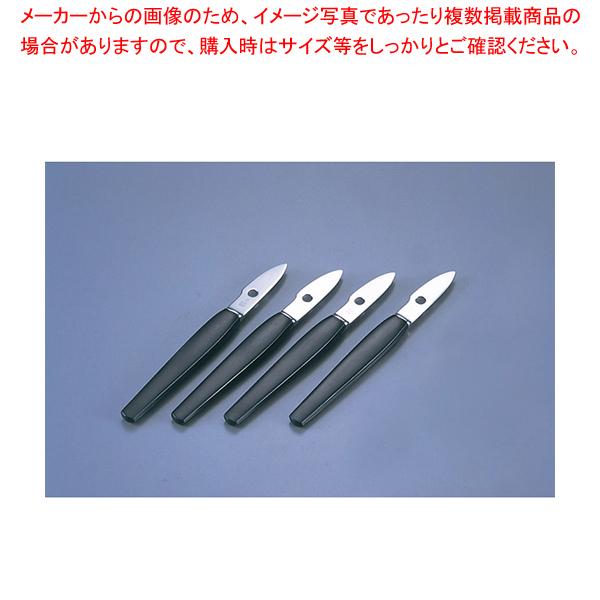 ヴォストフ 3330 クラブナイフ 4本組(ステンレス) 【厨房館】