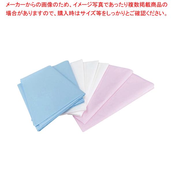 ディスポシーツ(100枚入) K4A-1018 ブルー 【厨房館】