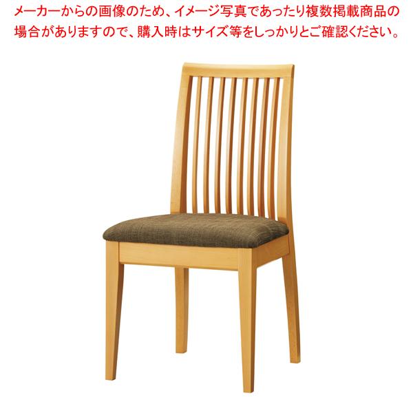 和風椅子 SCW-3016・NB 【厨房館】